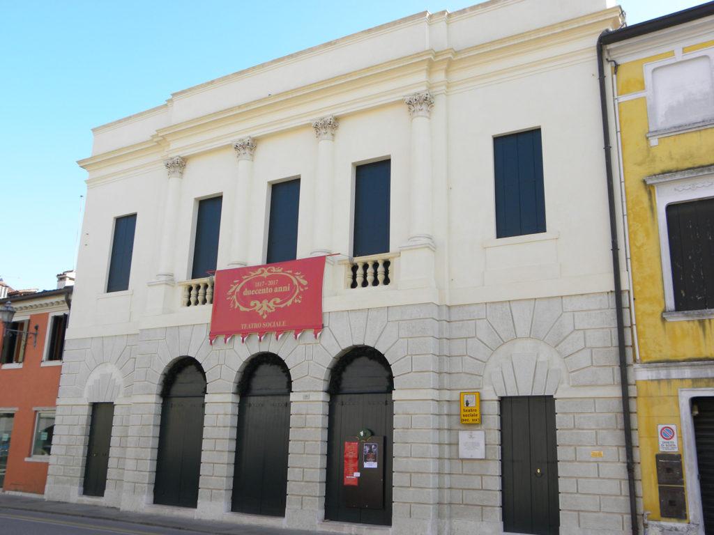Cittadella Teatro Sociale