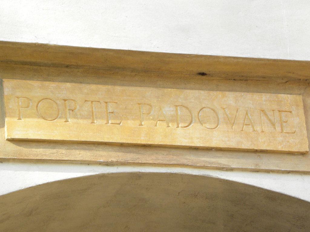 Porta Padova, Cittadella