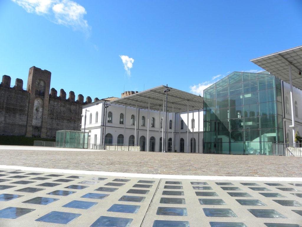 Cittadella, Palazzo Mantegna, facciata sud