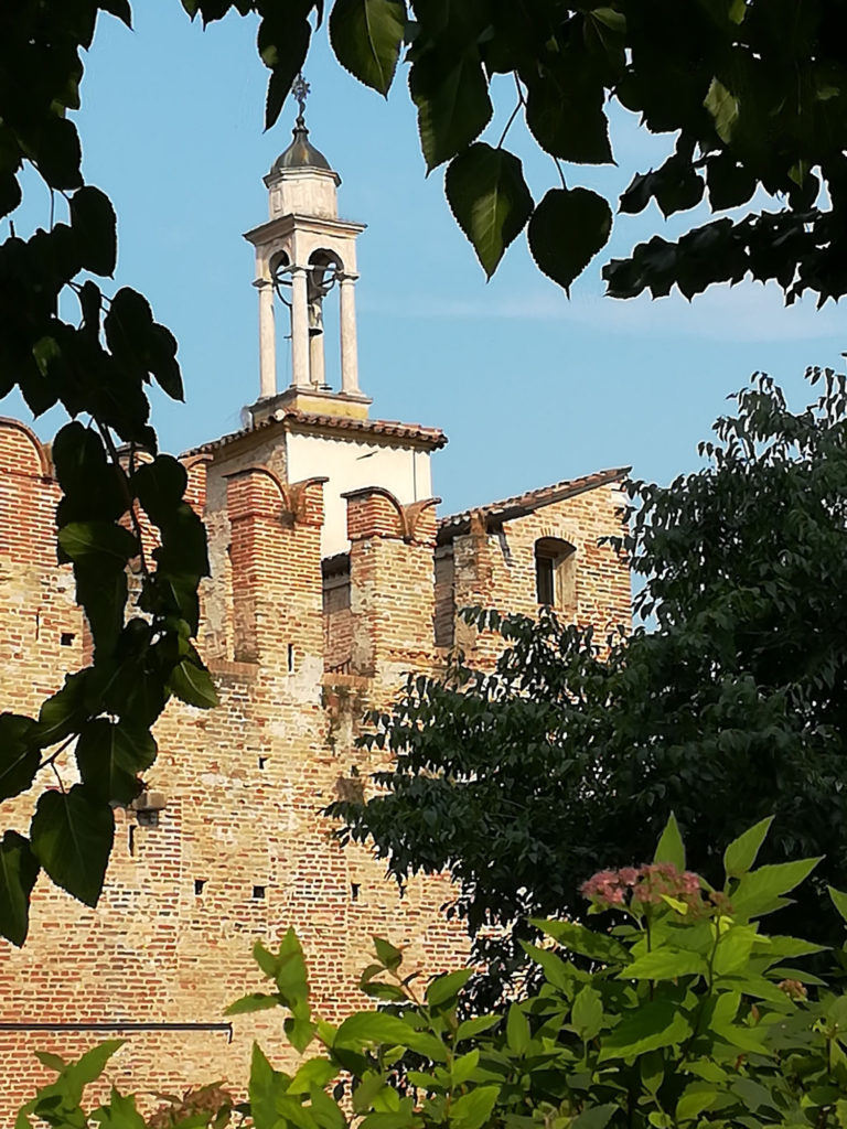 Porta Padova, particolari